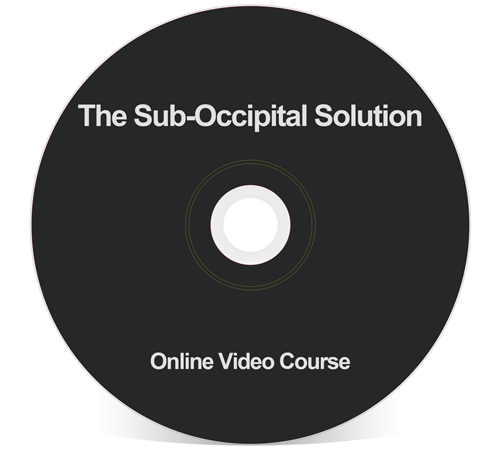 The Sub-Occipital Solution (Online Version)