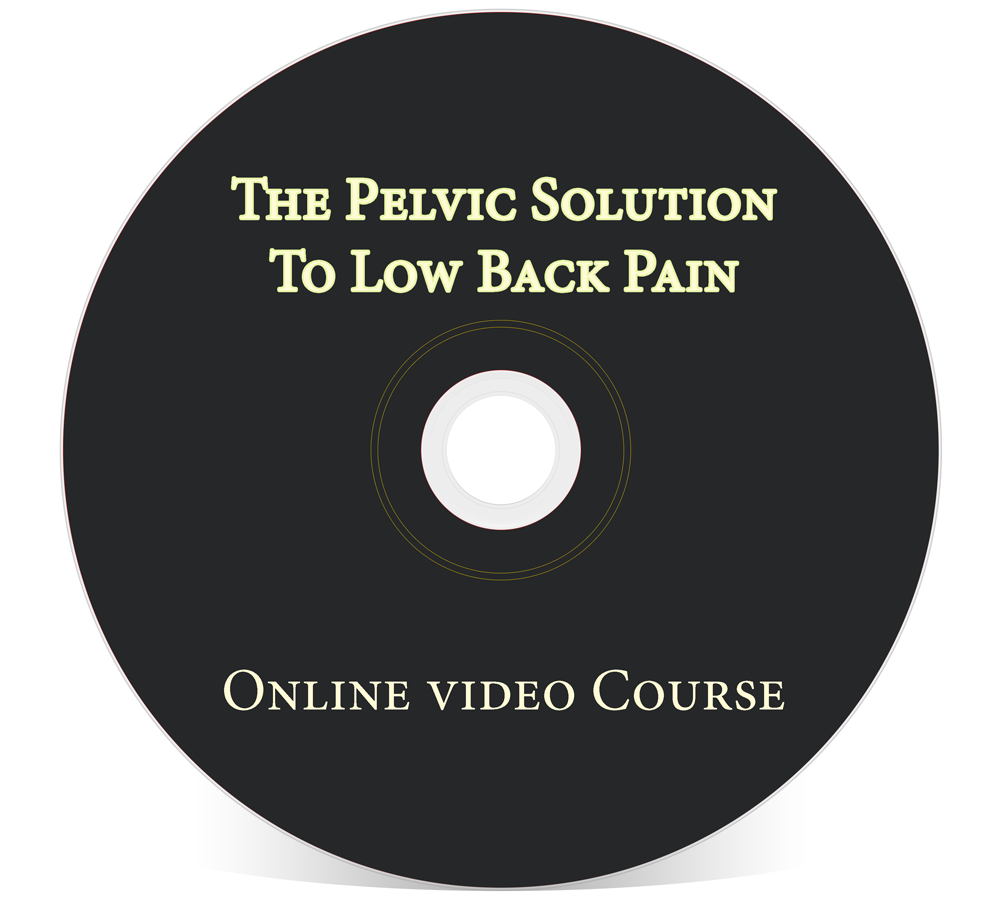 The Pelvic Solution to Low Back Pain